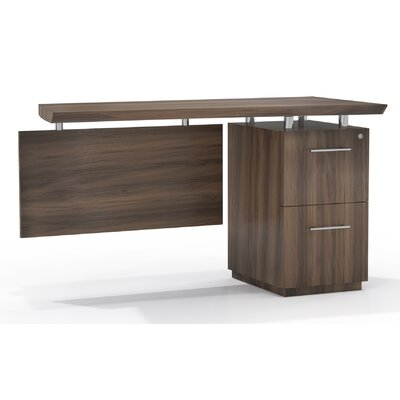 Mayline Group Sterling Desk Return with File/File Single Pedestal