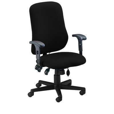 Mayline Group Comfort Series High-Back Task Chair with Arms