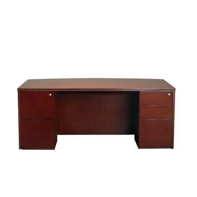 Mayline Group Luminary Series Executive Desk