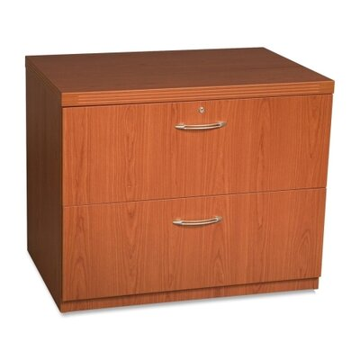 Mayline Group Aberdeen Series 2-Drawer Freestanding Lateral File