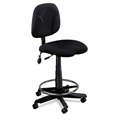 Mayline Group Mid-Back Fabric Swivel Task Chair
