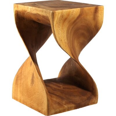 Strata Furniture Twist End Table Image