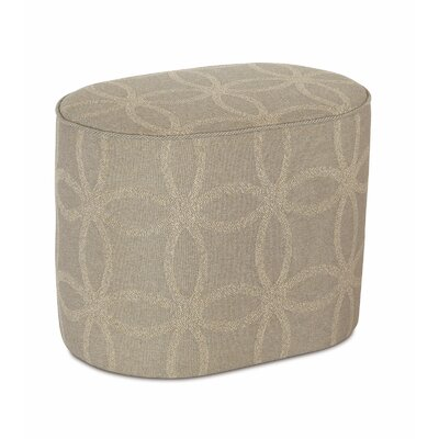 Eastern Accents Silas Oval Ottoman
