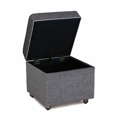 Eastern Accents Amal Storage Box Ottoman Image