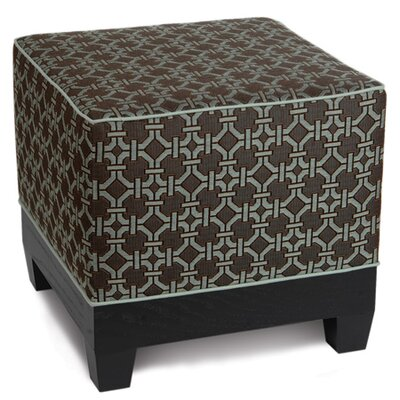 Eastern Accents Vera Cube Ottoman Image