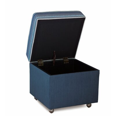 Eastern Accents Martinique Storage Boxed Ottoman