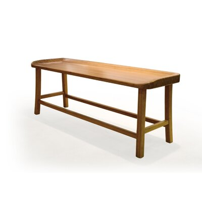 Greenington Tulip Bamboo Kitchen Bench