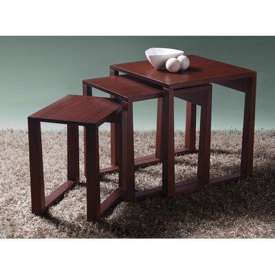 Greenington 3 Piece Nesting Tables