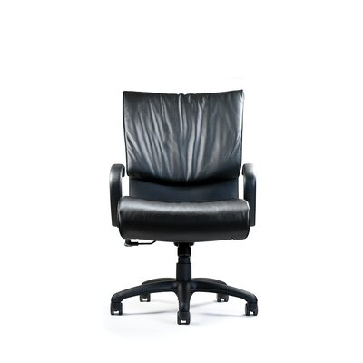 Neutral Posture Embrace Mid-Back Leather Executive Chair