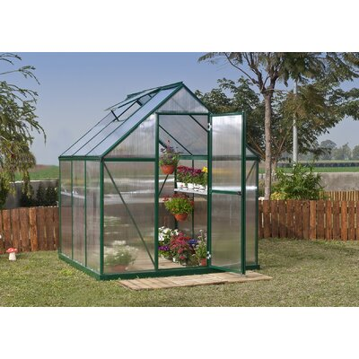 poly tex nature twin wall polycarbonate greenhouse. Black Bedroom Furniture Sets. Home Design Ideas