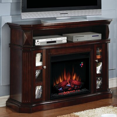 Classic Flame Bellemeade TV Stand with Electric Fireplace