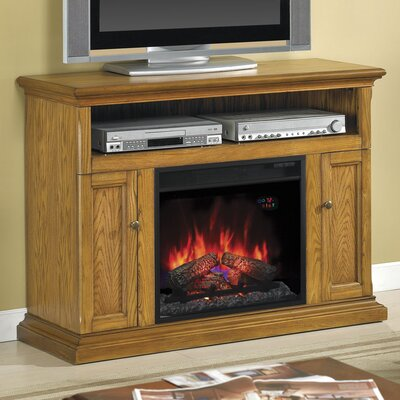 Classic Flame Cannes TV Stand with Electric Fireplace