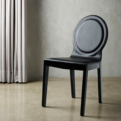 Modloft Lime Side Chair