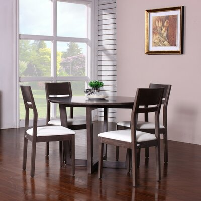 Hokku Designs Boma 5 Piece Dining Set