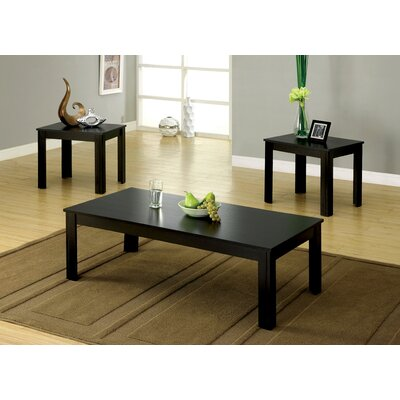 Hokku Designs Torba 3 Piece Coffee Table Set