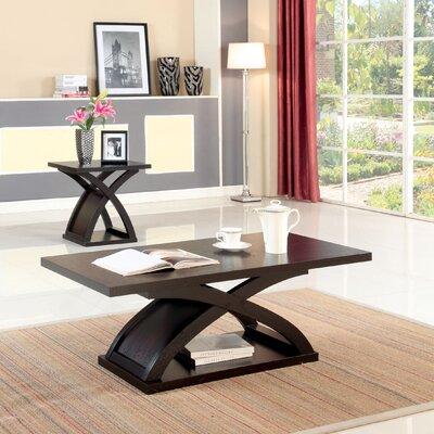 Hokku Designs Gnarls Coffee Table Set