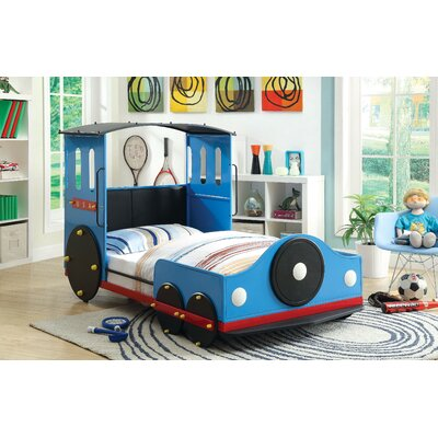 Hokku Designs Tripton Twin Car Bed