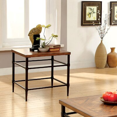 Three Posts Rocky Hill End Table