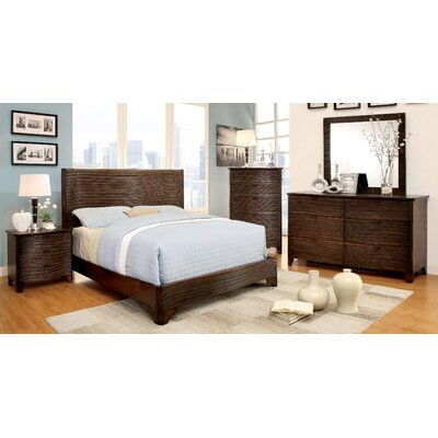 Hokku Designs Joaquin Platform Customizable Bedroom Set