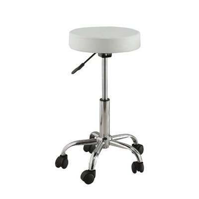 Hokku Designs Ava Adjustable Height Swivel Bar Stool