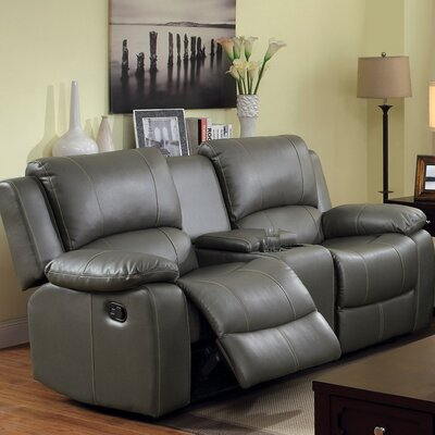 Hokku Designs Astes Reclining Loveseat