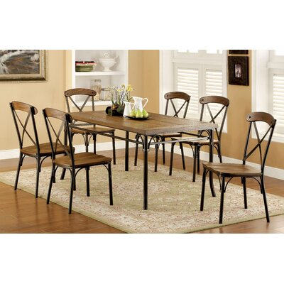Hokku Designs Maya 7 Piece Dining Set