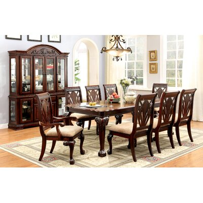 Hokku Designs Fairbanks 9 Piece Dining Set