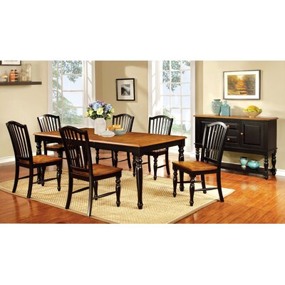 Hokku Designs Tanner 7 Piece Dining Set