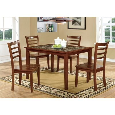 Hokku Designs Corbin 5 Piece Dining Set