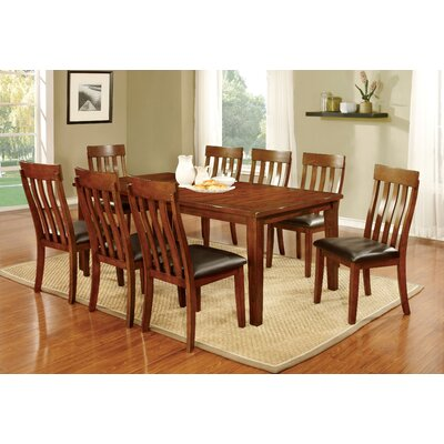 Hokku Designs Dunham 9 Piece Dining Set