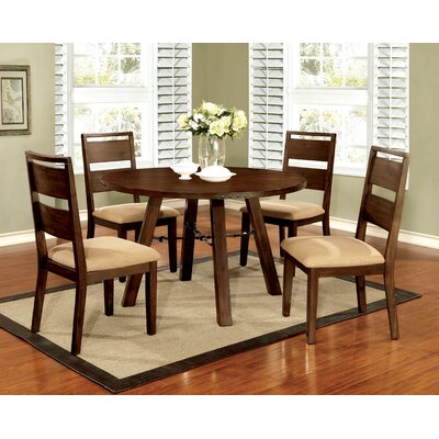 Hokku Designs Shrader 5 Piece Dining Set