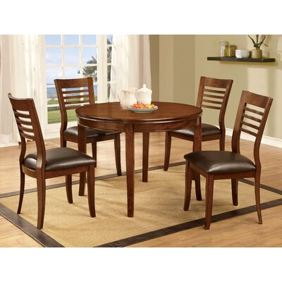 Hokku designs gabriel i 5 piece dining set wayfair for Hokku designs dining room furniture