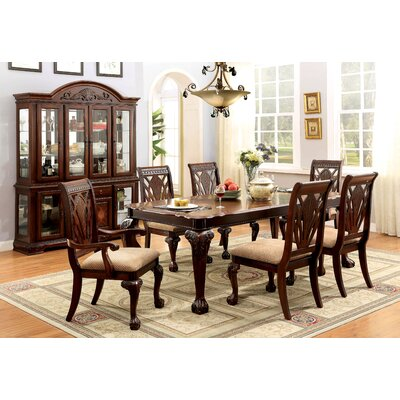 Hokku Designs Fairbanks 7 Piece Dining Set