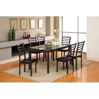 Hokku Designs Cramer 7 Piece Dining Set