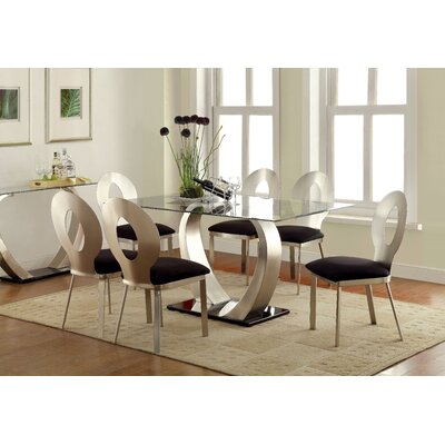 Hokku Designs Briles II 7 Piece Dining..