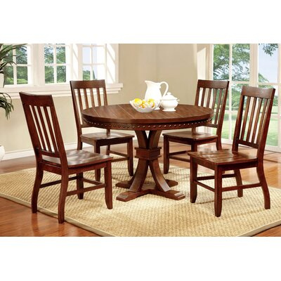 Hokku Designs Jared 5 Piece Round Dining Set