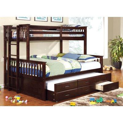 Hokku Designs Emmerson Twin over Queen Bunk Bed