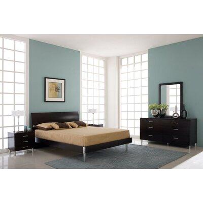 Latitude Run Platform Customizable Bedroom Set