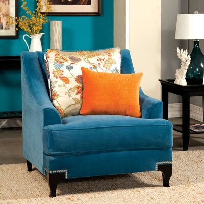 Darby Home Co Back East Arm Chair