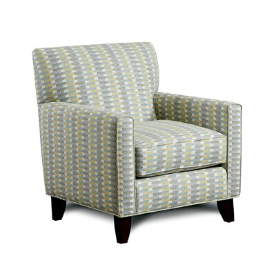 Hokku Designs Azula II Upholstered Arm Chair