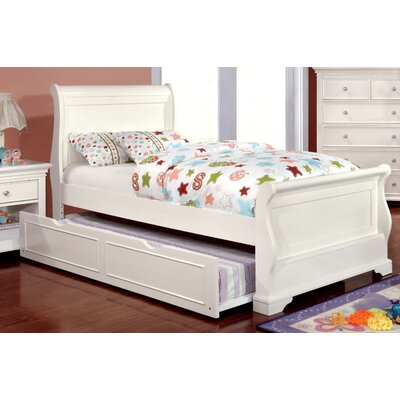 Hokku Designs Serena Sleigh Bed