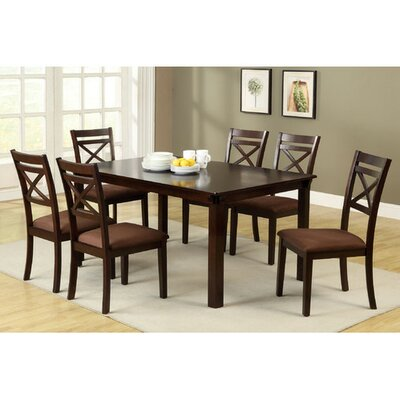 Hokku Designs 7 Piece Dining Set