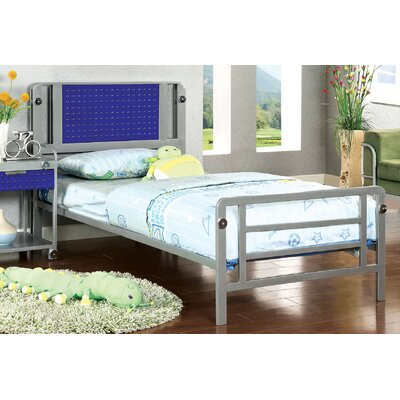 Hokku Designs Boltor Panel Bed