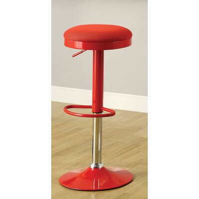 Hokku Designs Adjustable Height Swivel Bar S..