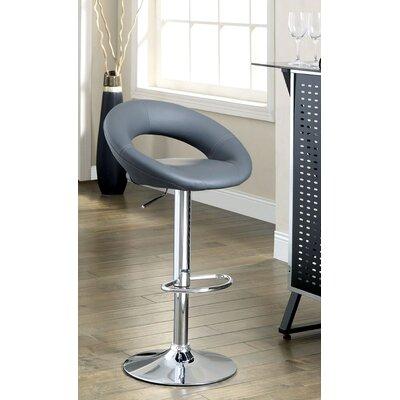 Hokku Designs Adjustable Height Swivel Bar Stool..