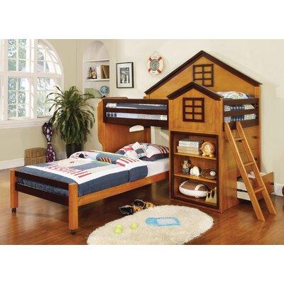Hokku Designs Stewart House Twin Loft Bed