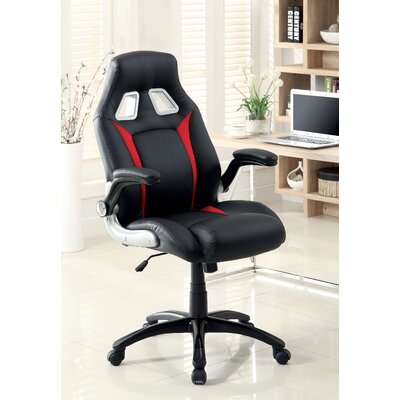 Hokku Designs Street Racer Office Chair with Arms