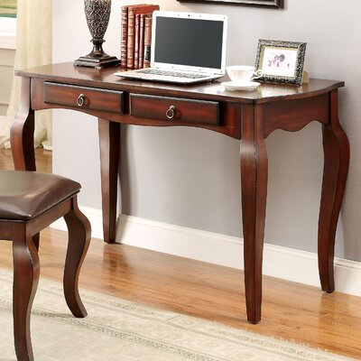 Darby Home Co Dennison Writing Desk and Chair