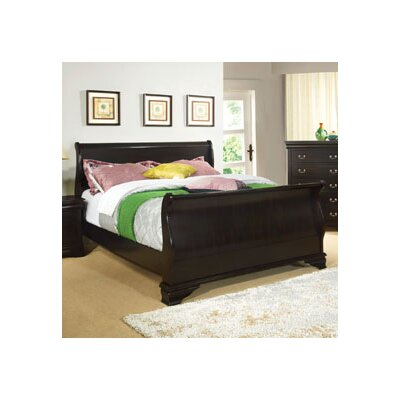 Darby Home Co Dinah Sleigh Bed