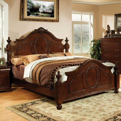 Astoria Grand Carnaff Panel Bed